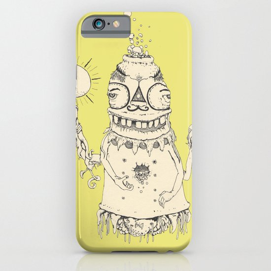 High Mr Meatbell iPhone & iPod Case