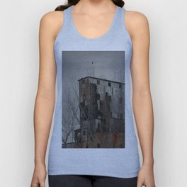 Rusted Unisex Tank Top