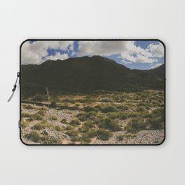 A Hike Through The Franklin Mountains Laptop Sleeve