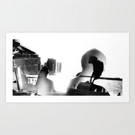 Marbeira 01 Art Print