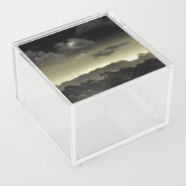 Stored in the Cloud Acrylic Box