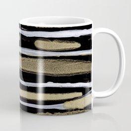 Golden splash Coffee Mug