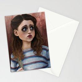Nancy - Stranger Things Fan Art Stationery Cards