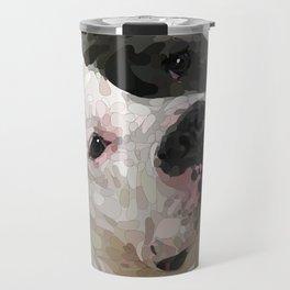 Blitz - Staffordshire Terrier Travel Mug