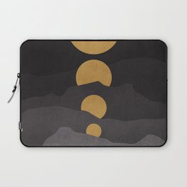 Rise of the golden moon Laptop Sleeve