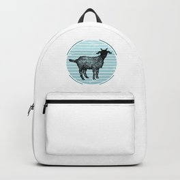 Retro Goats Backpack