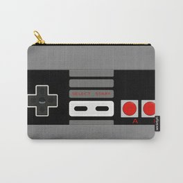 Retro Game Console Carry-All Pouch