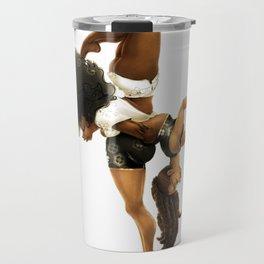 Yoga & Yogi Travel Mug