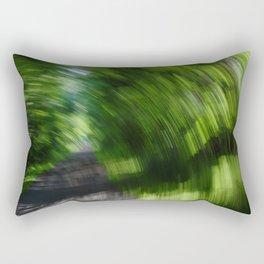 Nausea Rectangular Pillow