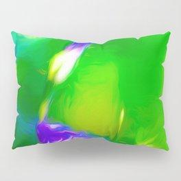 Mexican Petunias Pillow Sham
