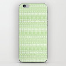 Square Syndrome iPhone & iPod Skin