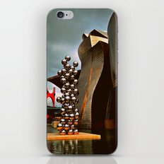 Museo Guggenheim iPhone & iPod Skin