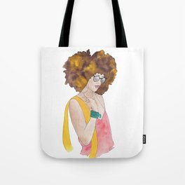 Sunshine Queen Tote Bag