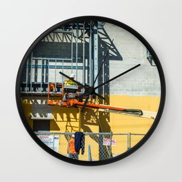 Builders of Key West, Florida Wall Clock