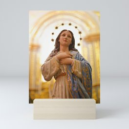 Our Lady of Conception Mini Art Print