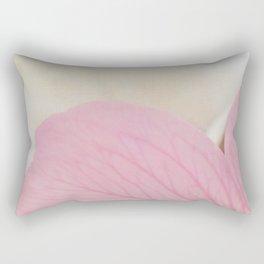 Close-up Oenothera Speciosa Rectangular Pillow