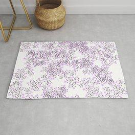 Flower illusion no. 1 Rug