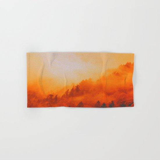 ON FIRE Hand & Bath Towel