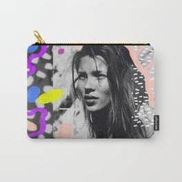 Kate Moss Tribal Far East Carry-All Pouch