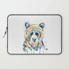 Peekaboo Bear Laptop Sleeve