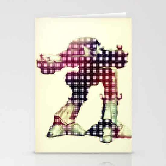 Rodot: ED-209 Stationery Cards