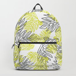 Ulu Forest Green and Grey Backpack