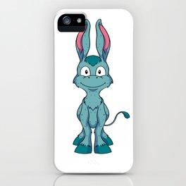 Gift Idea Donkey iPhone Case