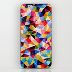 Space Shapes iPhone & iPod Skin