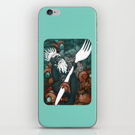 Plastic Pollution in the Ocean iPhone Skin