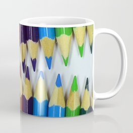 Color Pencils Coffee Mug