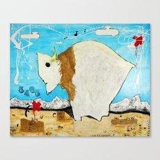 Buffalo 1 Canvas Print
