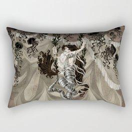 Midnight Circus: Siren's Tent Rectangular Pillow
