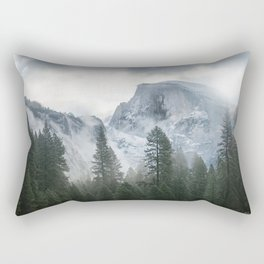 Majestic Mountain Rectangular Pillow