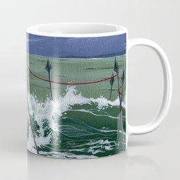 From Below Coffee Mug