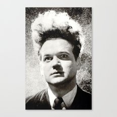 eraserhead Canvas Print