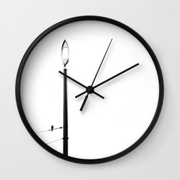 CONTEMPLATE Wall Clock