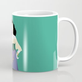 Esmeralda from The Hunchback of Notre-Dame Coffee Mug