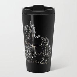 Unicorn Twins Travel Mug