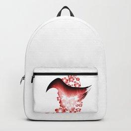 Fantasy bird Backpack
