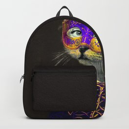 Cool Animal Art - Cat Backpack