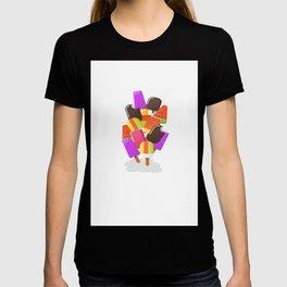Ice cream 5 T-shirt