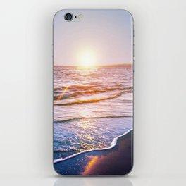 BEACH DAYS IX iPhone Skin