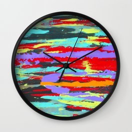 NON-CONFORMIST Wall Clock
