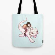 How To Train Your Luck Dragon Tote Bag