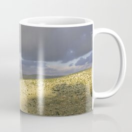 """If you want the RAINBOW you've got to deal with the rain"" Coffee Mug"