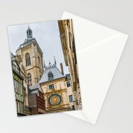 Gros Horloge Stationery Cards