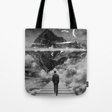 Black & White Collection -- Wandering Tote Bag