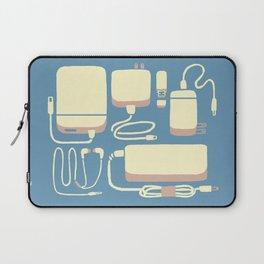Digital Emergency Kit (Air Blue) Laptop Sleeve