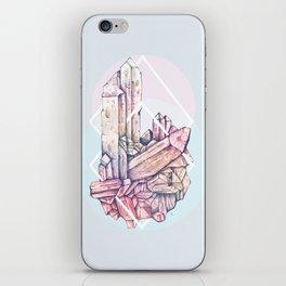 Crystalline II iPhone Skin
