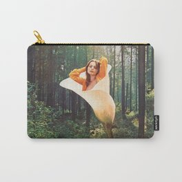 Girl of forest Carry-All Pouch